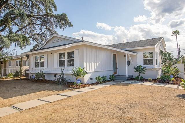 11793 Glencrest Drive, San Fernando, CA 91340 (#SR21064149) :: The Brad Korb Real Estate Group