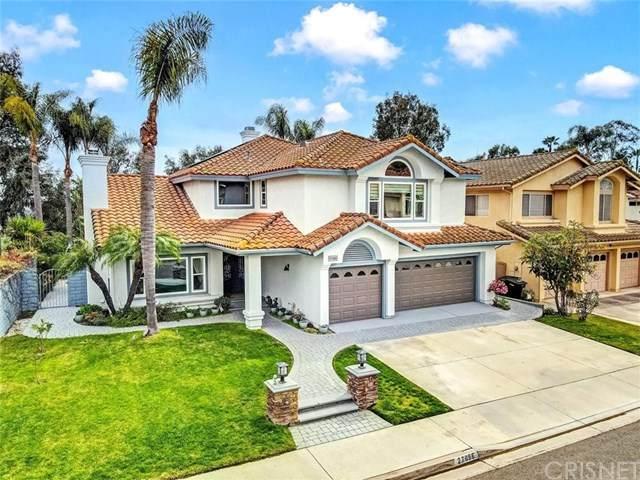 27096 Ironwood Drive, Laguna Hills, CA 92653 (#SR21064148) :: Hart Coastal Group
