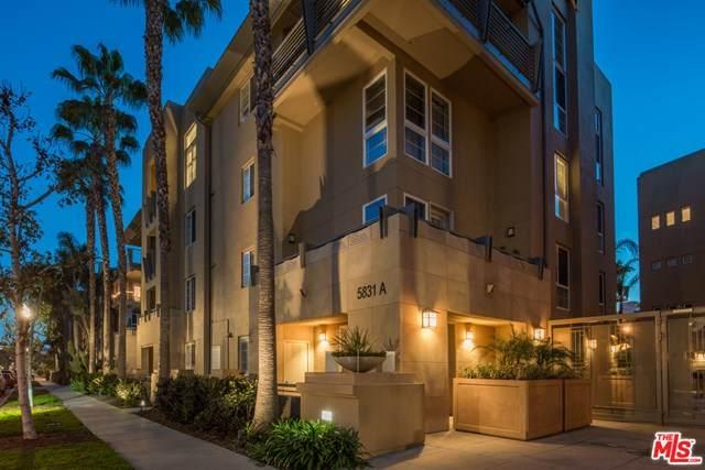 5831 Seawalk Drive #122, Playa Vista, CA 90094 (#21711574) :: Team Tami