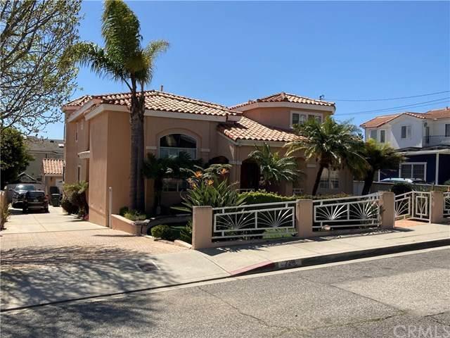 2318 Ralston Lane, Redondo Beach, CA 90278 (#SB21064075) :: The Miller Group