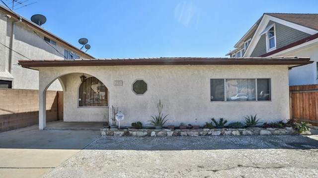231 W 11th Street, San Pedro, CA 90731 (#PW21064573) :: eXp Realty of California Inc.
