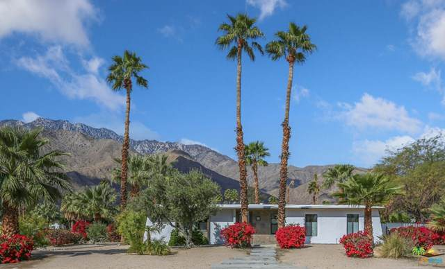 550 E Miraleste Court, Palm Springs, CA 92262 (#21706224) :: Wendy Rich-Soto and Associates