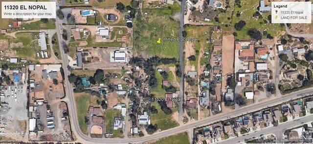 11320 El Nopal, Lakeside, CA 92040 (#210008017) :: RE/MAX Empire Properties