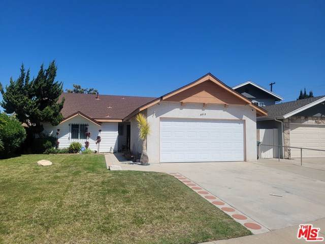 451 E 249Th Street, Carson, CA 90745 (#21711524) :: Wendy Rich-Soto and Associates