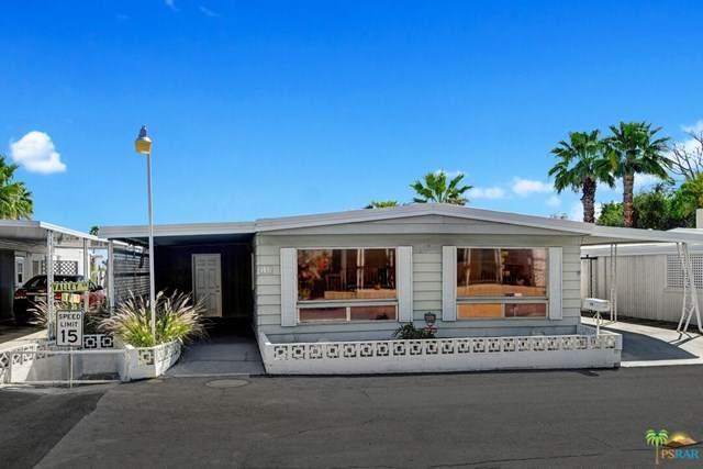 116 Valley Drive, Palm Springs, CA 92264 (#21711990) :: eXp Realty of California Inc.