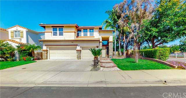 15913 Tanberry Drive, Chino Hills, CA 91709 (#TR21062618) :: RE/MAX Masters