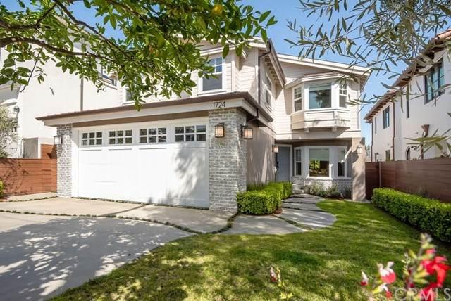 1724 Walnut Avenue, Manhattan Beach, CA 90266 (#SB21065266) :: Wendy Rich-Soto and Associates