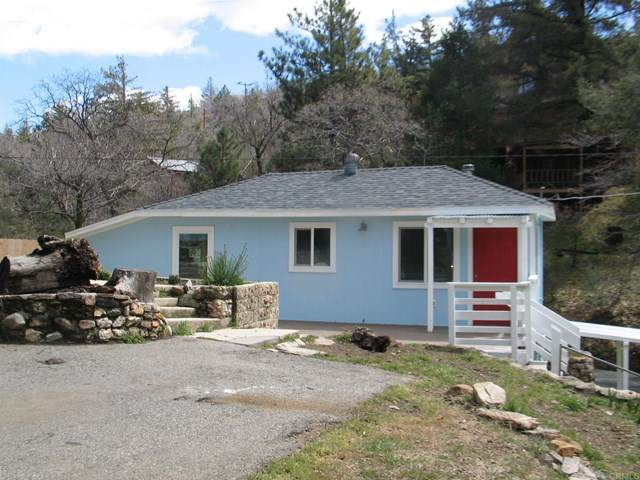 1280 Canyon, Julian, CA 92036 (#PTP2102122) :: The Costantino Group | Cal American Homes and Realty