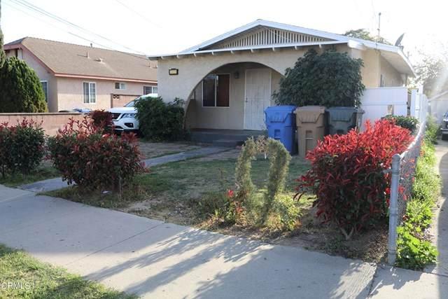 218 S 7th Street, Santa Paula, CA 93060 (#V1-4792) :: Compass