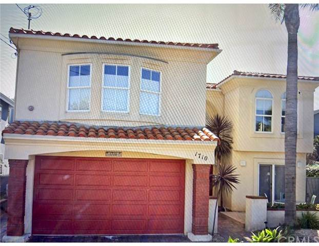 1710 10th Street, Manhattan Beach, CA 90266 (#SB21065716) :: Koster & Krew Real Estate Group | Keller Williams