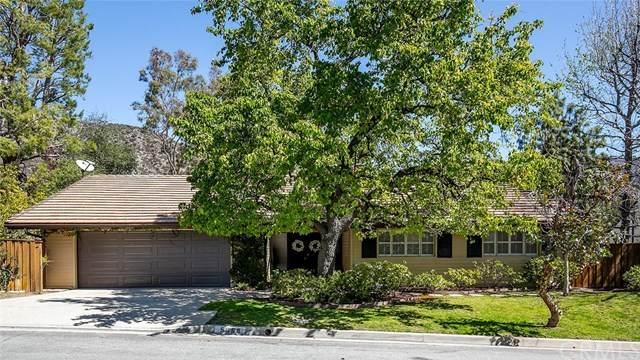 5668 Bramblewood Road, La Canada Flintridge, CA 91011 (#AR21062495) :: Koster & Krew Real Estate Group | Keller Williams