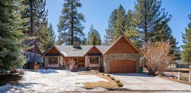 562 Vail Lane, Big Bear, CA 92315 (#CV21065430) :: The Costantino Group | Cal American Homes and Realty