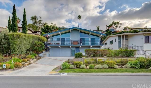 340 Via Almar, Palos Verdes Estates, CA 90274 (#SB21066118) :: Koster & Krew Real Estate Group | Keller Williams
