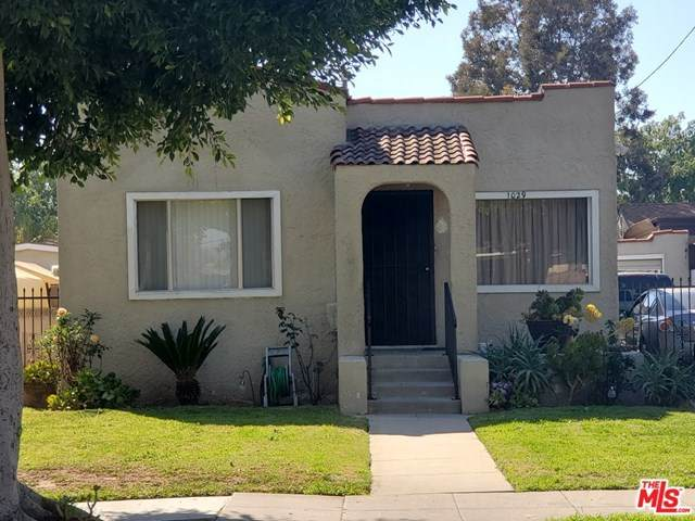 1029 S Fir Avenue, Inglewood, CA 90301 (#21712428) :: Wendy Rich-Soto and Associates