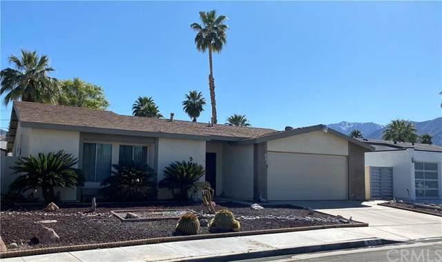 921 Arroyo Vista Drive, Palm Springs, CA 92264 (#OC21065536) :: Compass