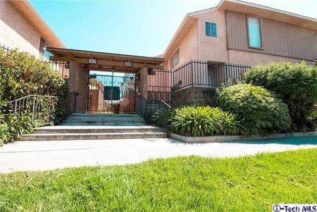 1508 Dixon Street F, Glendale, CA 91205 (#320005534) :: CENTURY 21 Jordan-Link & Co.