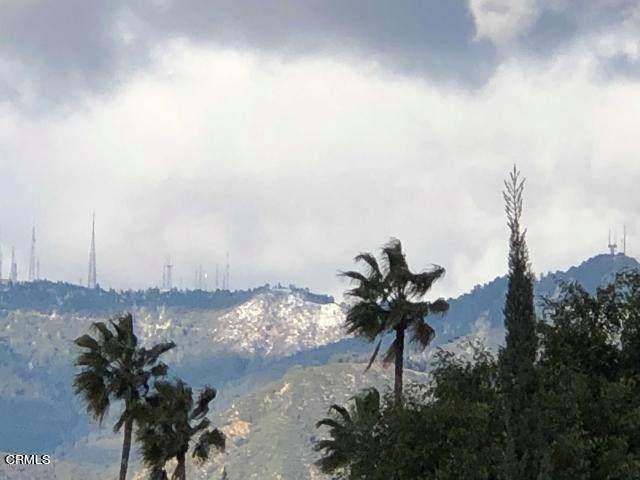 40 Harkness Avenue #8, Pasadena, CA 91106 (#P1-3974) :: The Brad Korb Real Estate Group