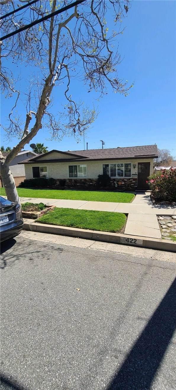 422 W 5th Street, San Dimas, CA 91773 (#DW21064396) :: Koster & Krew Real Estate Group | Keller Williams