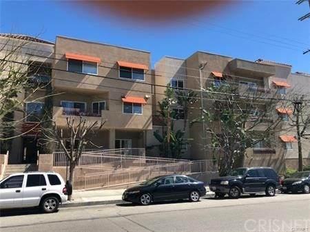 9610 Zelzah Avenue #310, Northridge, CA 91325 (#SR21066643) :: The Brad Korb Real Estate Group