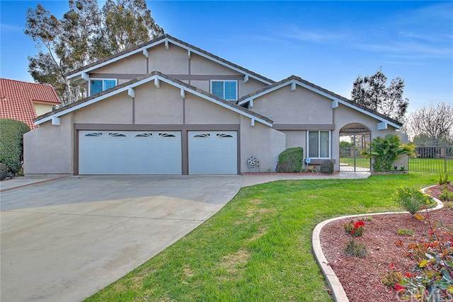 20303 Trails End, Walnut, CA 91789 (#AR21064971) :: Team Forss Realty Group