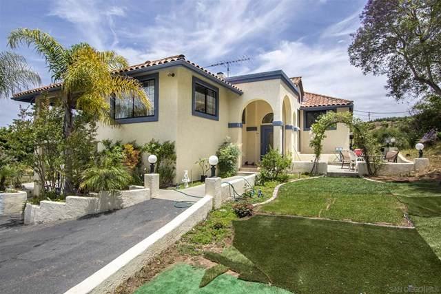 3690 Lupine Ln, Fallbrook, CA 92028 (#210008237) :: Power Real Estate Group