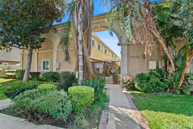 20234 Cohasset Street #1, Winnetka, CA 91306 (#SR21067090) :: Wendy Rich-Soto and Associates