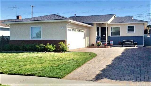 3810 W 184TH Place, Torrance, CA 90504 (#SB21067006) :: eXp Realty of California Inc.