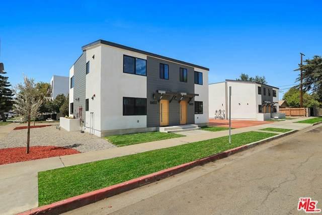 14203 Gilmore Street, Van Nuys, CA 91401 (#21712998) :: The Brad Korb Real Estate Group