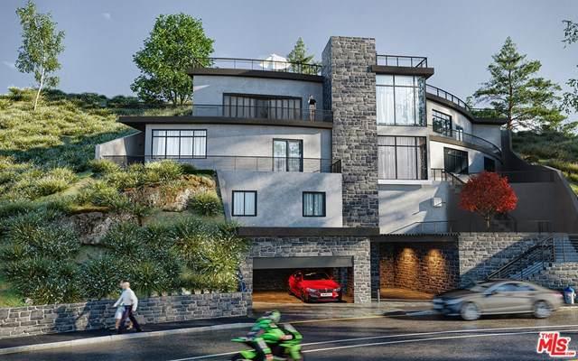 4036 Sunswept Drive, Studio City, CA 91604 (#21712876) :: The Brad Korb Real Estate Group
