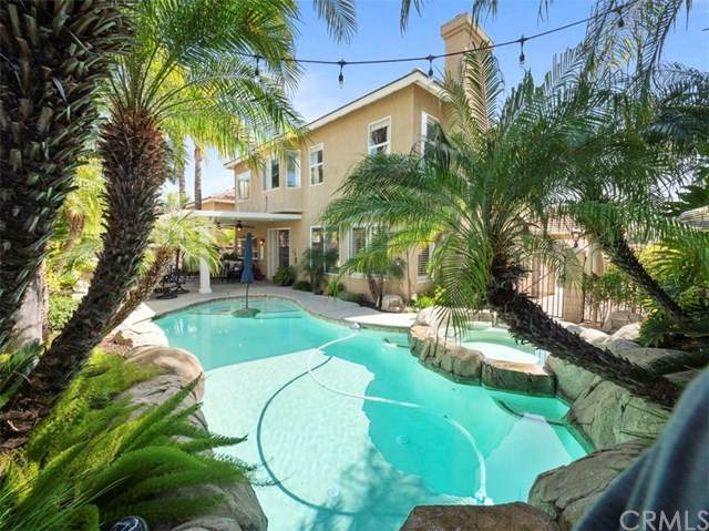 2638 Harvest Crest Lane, Corona, CA 92881 (#OC21066286) :: Berkshire Hathaway HomeServices California Properties