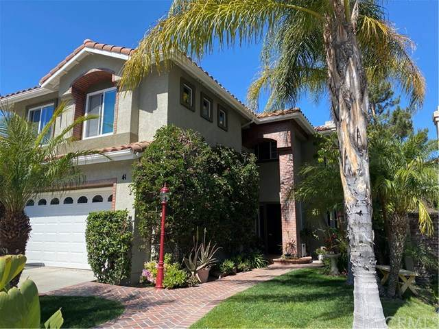 41 El Cencerro, Rancho Santa Margarita, CA 92688 (#OC21065485) :: Plan A Real Estate