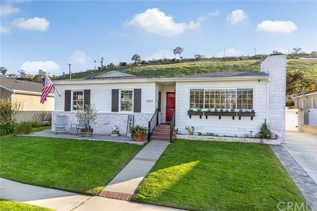 4802 Greenmeadows Avenue, Torrance, CA 90505 (#SB21066275) :: Wendy Rich-Soto and Associates