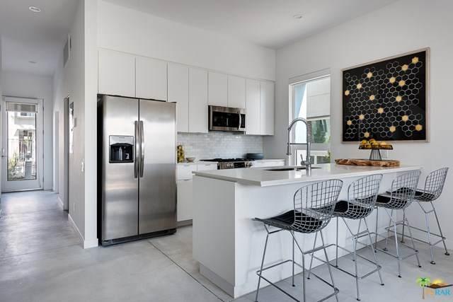 2150 N Zanjero Rd #302, Palm Springs, CA 92262 (#21713094) :: Koster & Krew Real Estate Group | Keller Williams
