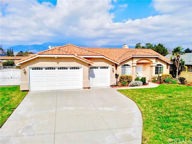 445 E 11th Street, Upland, CA 91786 (#PW21067758) :: Mainstreet Realtors®