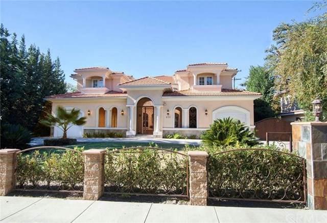 435 Woodward Boulevard, Pasadena, CA 91107 (#AR21065931) :: The Brad Korb Real Estate Group