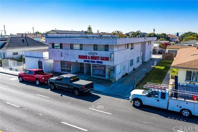 4078 W El Segundo Boulevard, Hawthorne, CA 90250 (#PW21065571) :: Mainstreet Realtors®