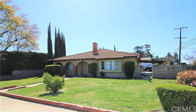 663 W F Street, Ontario, CA 91762 (#CV21067415) :: The Costantino Group | Cal American Homes and Realty
