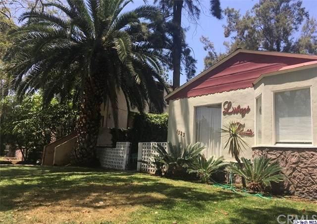 1523 Rock Glen Avenue, Glendale, CA 91205 (#320005562) :: Wendy Rich-Soto and Associates