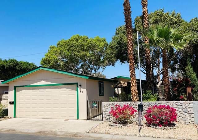 81641 Avenue 48 #87, Indio, CA 92201 (#219059813DA) :: Steele Canyon Realty