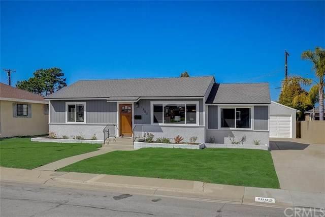 1803 Calamar Avenue, Torrance, CA 90501 (#SB21067326) :: Koster & Krew Real Estate Group | Keller Williams