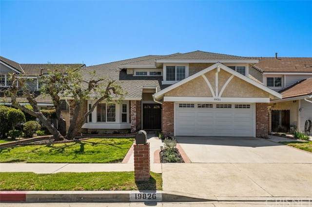 19826 Buttonwillow Drive, Winnetka, CA 91306 (#SR21064695) :: Wendy Rich-Soto and Associates