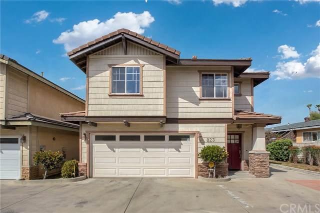 823 W Duarte Road, Monrovia, CA 91016 (#AR21069102) :: Koster & Krew Real Estate Group | Keller Williams