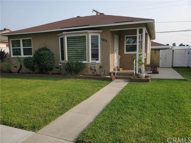 5858 Eckleson Street, Lakewood, CA 90713 (#PW21061809) :: Wendy Rich-Soto and Associates
