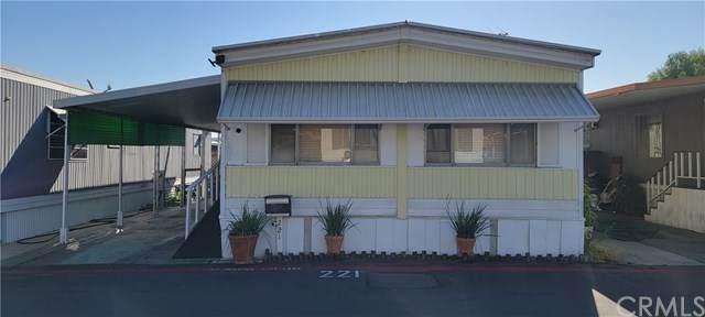 23701 Western #221, Torrance, CA 90501 (#SB21068115) :: Mainstreet Realtors®