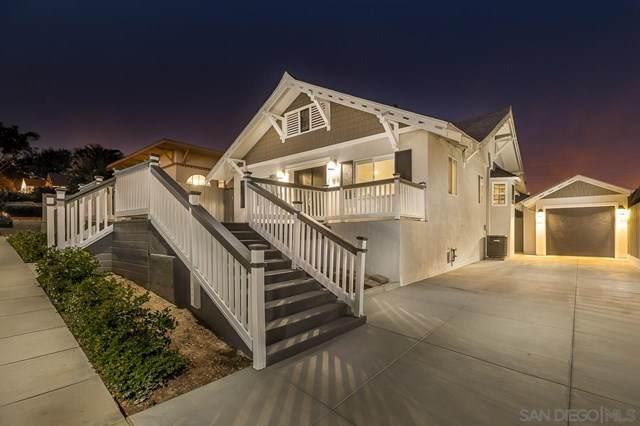 1819 32Nd St, San Diego, CA 92102 (#210008538) :: Koster & Krew Real Estate Group | Keller Williams