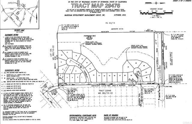 TRACT 29476 David Lane, Wildomar, CA 92595 (#NDP2103499) :: Steele Canyon Realty