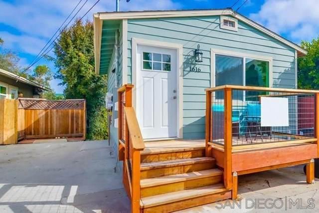 1616 Herbert Pl, San Diego, CA 92103 (#210008567) :: Koster & Krew Real Estate Group   Keller Williams
