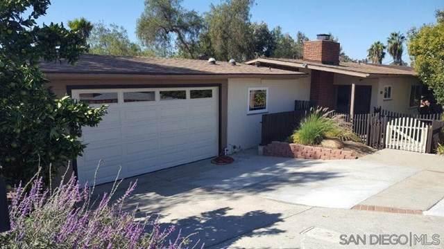 9353 Carmicheal Drive, La Mesa, CA 91941 (#210008592) :: Steele Canyon Realty