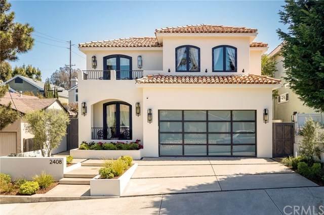 2408 Pine Avenue, Manhattan Beach, CA 90266 (#SB21066835) :: Wendy Rich-Soto and Associates