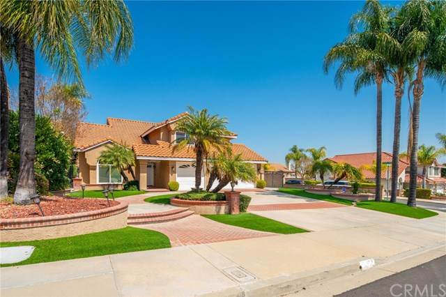 2952 Olympic View, Chino Hills, CA 91709 (#TR21069660) :: Z REALTY